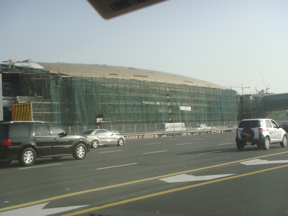 Dubai Metro (Ga xe điện Dubai)