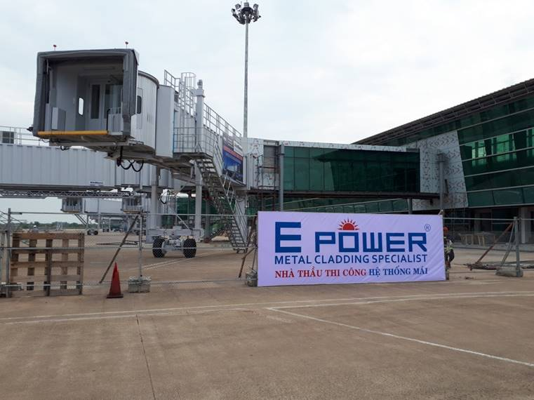 Nhà ga hành khách cảng hàng không quốc tế Phú Quốc
