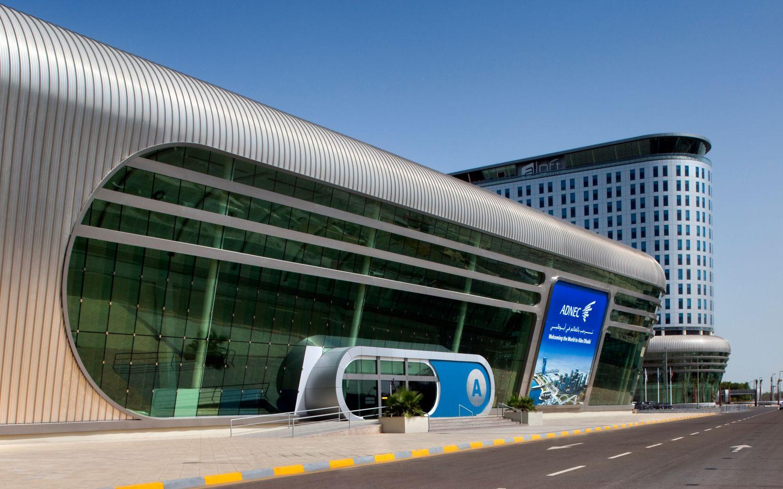 Trung Tâm Triển Lãm Quốc Gia Abu Dhabi - ADNEC - Giai đoạn 2