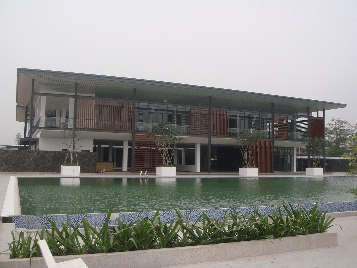 Gamuda club house