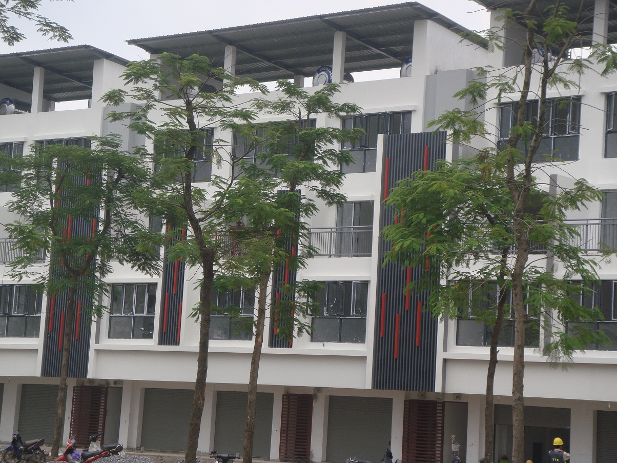 Khu đô thị mới C2 - Gamuda Gardens