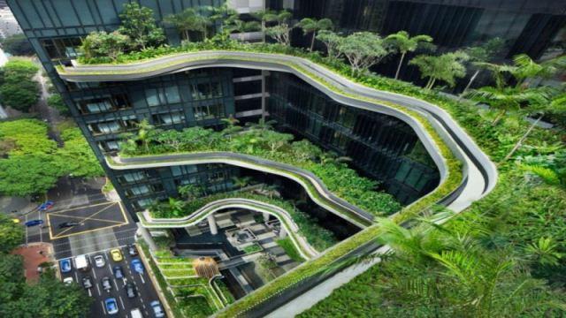 Phát triển công trình xanh, đô thị xanh