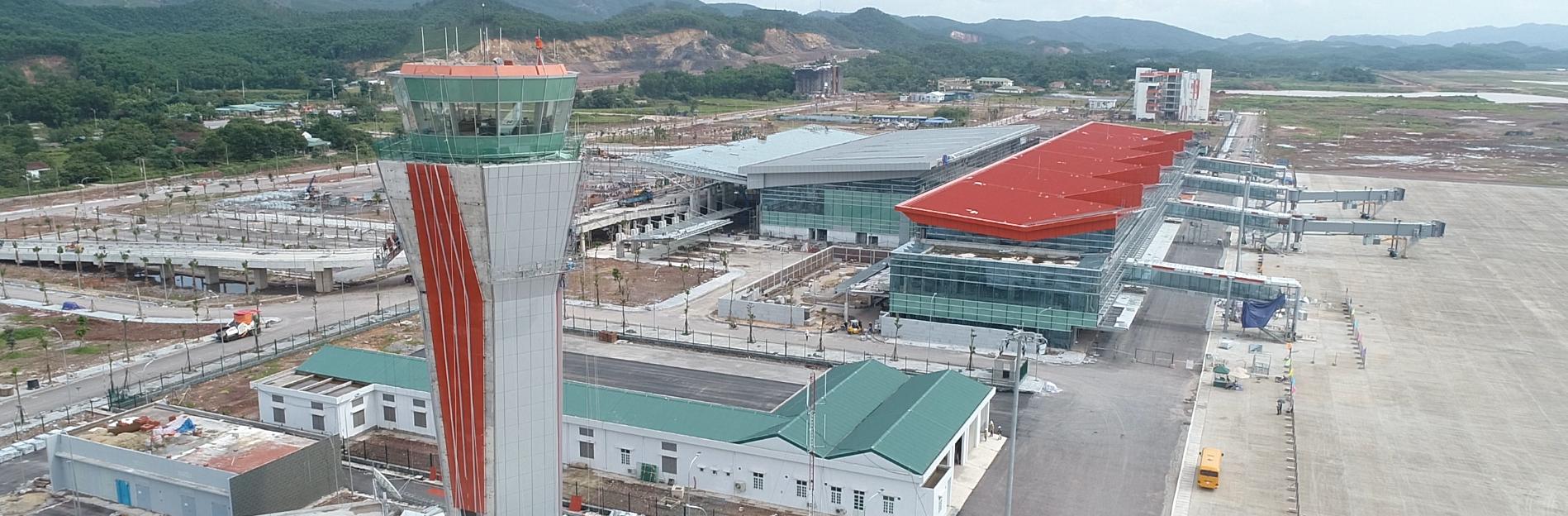 Cảng hàng không quốc tế Vân Đồn-Quảng Ninh