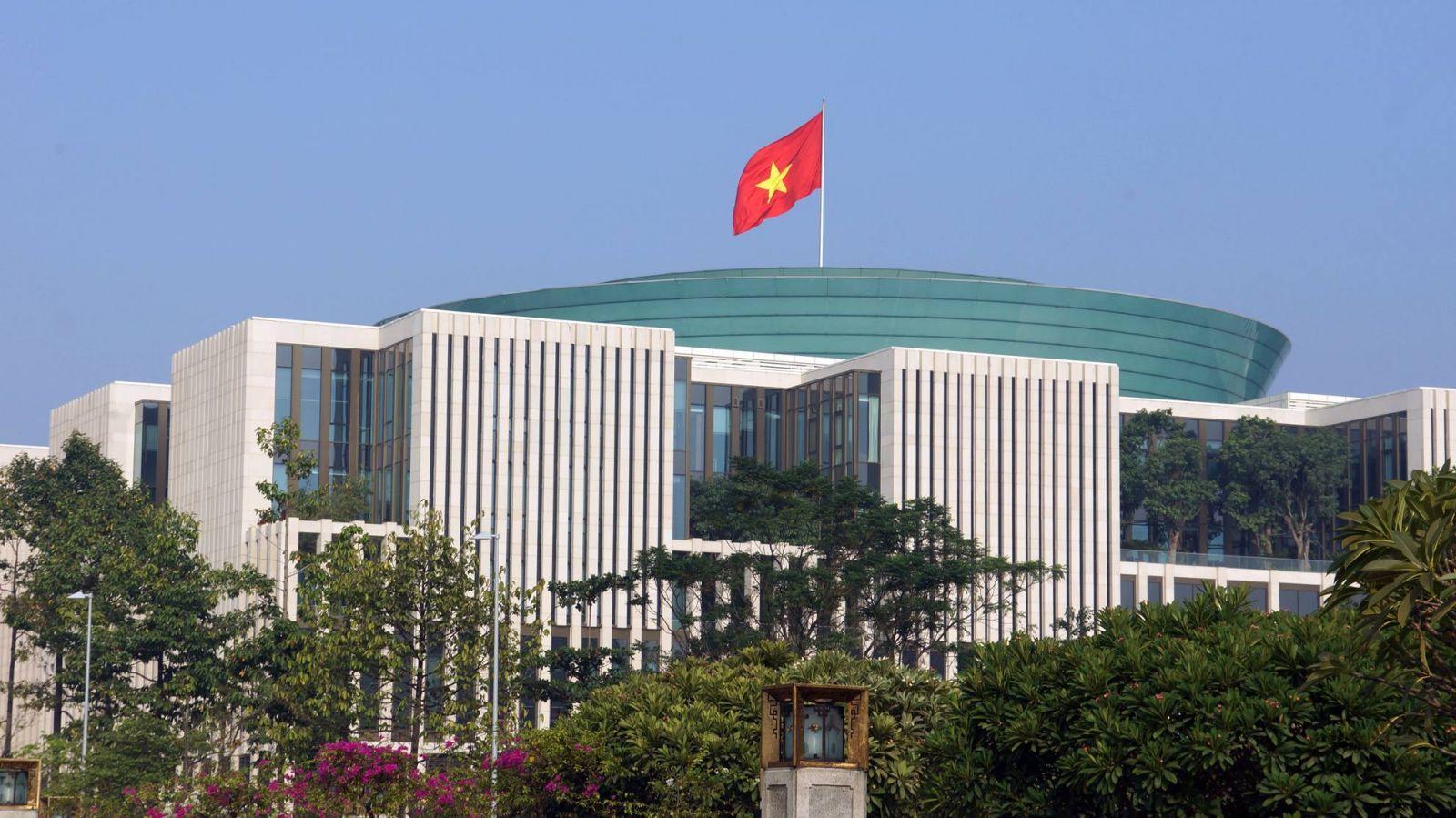 Dự án Nhà Quốc Hội Việt Nam