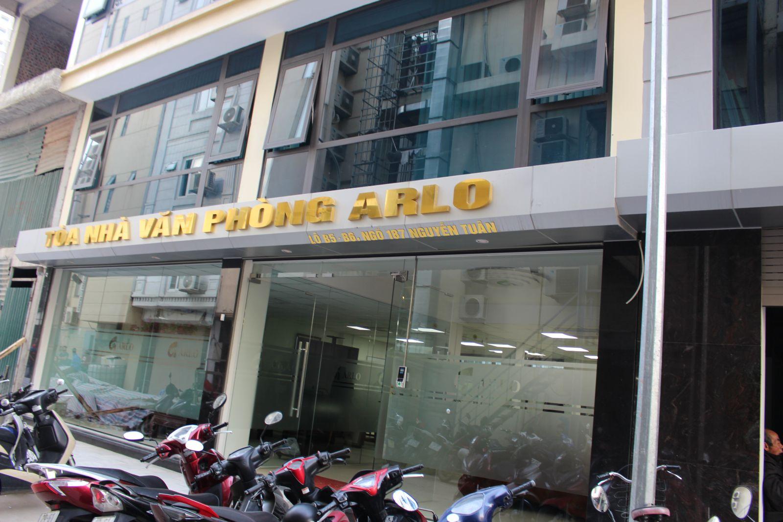 Tòa nhà văn phòng ARLO