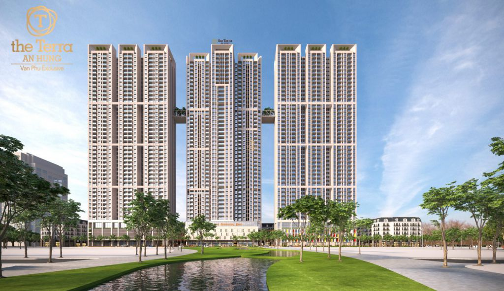 Dự án Tổ hợp dịch vụ căn hộ cao cấp và nhà ở thấp tầng – Terra An Hưng