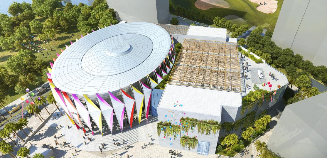 Trung tâm hội nghị  CEH CocoBay